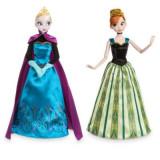 Set Papusi Clasice - Anna Si Elsa Frozen