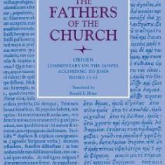 Origen: Commentary on the Gospel According to John, Books 13-32