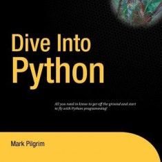 Dive Into Python - Carte in engleza