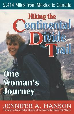 Hiking the Continental Divide Trail: One Woman's Journey foto mare