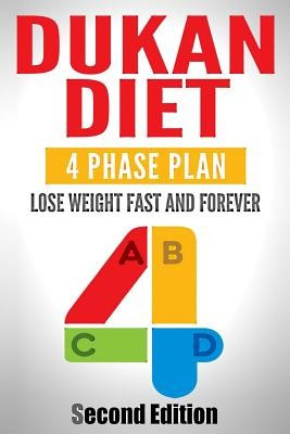 Dukan Diet: Four Phase Plan to Lose Weight Fast and Forever foto