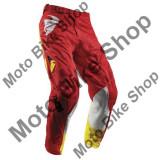 MBS Pantaloni motocross Thor Pulse Air Radiate S8, rosu, 34, Cod Produs: 29016548PE
