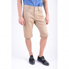Pantaloni Scurti Bumbac Jack&Jones Core Morgan Long Bej