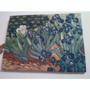 Tablou  Reproducere Van Gogh  Irisi  32x42cm ulei pe panza