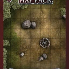 Pathfinder Map Pack: Camps & Shelters - Carte in engleza