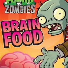 Plants vs. Zombies: Brain Food - Carte in engleza