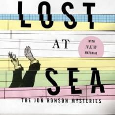 Lost at Sea: The Jon Ronson Mysteries - Carte in engleza