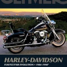 Harley-Davidson - Carte in engleza