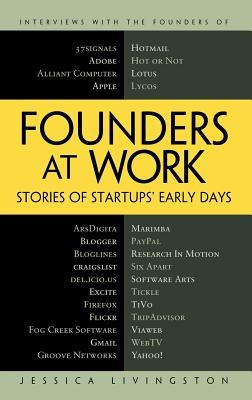 Founders at Work: Stories of Startups' Early Days foto mare