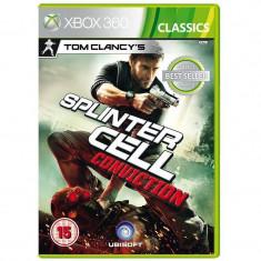 Joc consola Ubisoft Splinter Cell Conviction Classics XBOX360 - Jocuri Xbox
