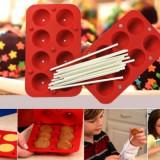Kit Cake Pops pentru prajituri delicioase - Forma prajitura