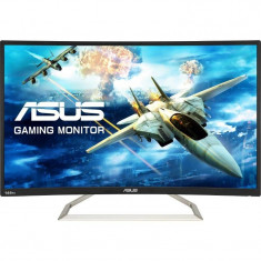 Monitor LED Gaming Curbat Asus VA326H 31.5 inch 4ms Black