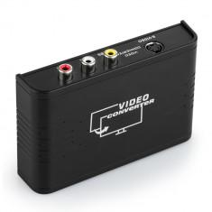 HDMI to Composite S-video Video R/L Audio Conv 720P/1080P PAL/NTSC RCA/S- - Adaptor