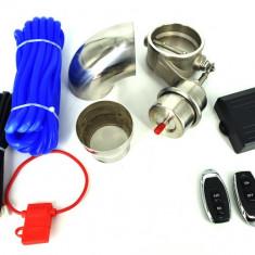 Kit cut-off valve cu telecomanda