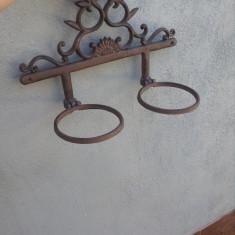Suport metalic de perete pentru ghiveci !!!