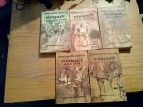 CIRESARI * 5  Volume  - Constantin Chirita - Editura Albatros