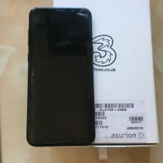 SAMSUNG S8 PLUS NOU, CUTIE,S8+, NEGRU 64 GB
