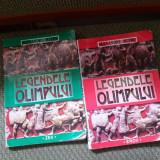LEGENDELE OLIMPULUI 2 VOL - Carte mitologie