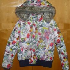 Haina de iarna pentru fetite RESERVED - OKAZIE, Marime: 32/34, Culoare: Multicolor, Fete