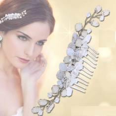 WhiteOpal Hair Accessory 12, 5cm