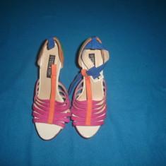 SANDALE DE DAMA TULIPANO ORIGINALE - Sandale dama, Culoare: Din imagine, Marime: 39