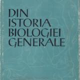 Din istoria Biologiei generale - N. Botnariuc