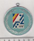 Bnk mdl Medalia Federatiei Romane de Natatie - Cupa sperantelor inot 1979