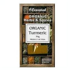 Turmeric Macinat Bio Essential 30gr Cod: 5029220568799 - Condiment