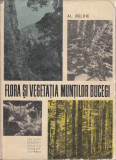 Flora si vegetatia muntilor Bucegi - Al. Beldie