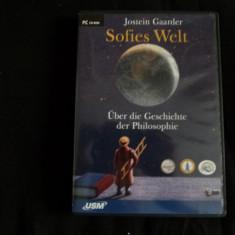 Sophie's welt - cd-rom - Film documentare Altele, Alte tipuri suport, Altele