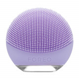 Perie de curatare faciala FOREO F7238 Luna GO pentru ten sensibil