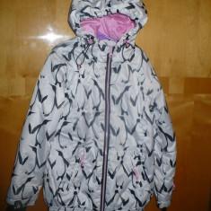 Haina de iarna pentru fetite PINGUIN, RESERVED - OKAZIE, Marime: 32/34, Culoare: Multicolor, Fete