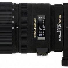 Obiectiv Sigma Nikon 70-200/2.8 EX DG APO OS HSM