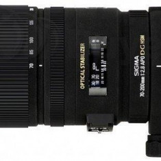 Obiectiv Sigma Nikon 70-200/2.8 EX DG APO OS HSM - Obiectiv DSLR
