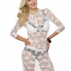 ROCHIE FEMEI - SUMMER FREEDOM WHITE OUTLET, Marime: L, Culoare: Alb