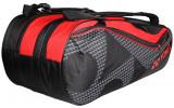 BAG 8726 EX 2017 Racket Bag negru-rosu, Yonex