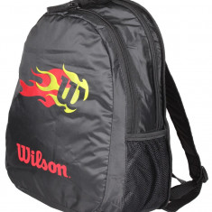 Match JR Backpack 2016 Rucsac junior negru - Geanta tenis Wilson