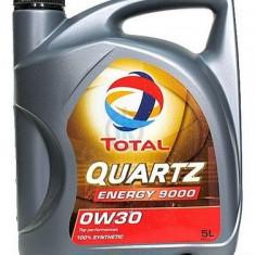 Ulei motor Castrol TOTAL QUARTZ ENERGY 9000 0W30 5L