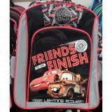 Ghiozdan rucsac Cars friends finish, Fata