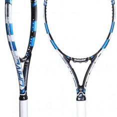 Pure Drive Lite 2015 Racheta tenis de camp Babolat test 2, SemiPro, Adulti, Aluminiu/Grafit