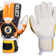 55 Extra Force Grip Manusi portar fotbal negru-portocaliu 11 - Echipament portar fotbal