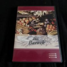 Der Barock - cd-rom - germana - Film documentare Altele, Alte tipuri suport, Altele