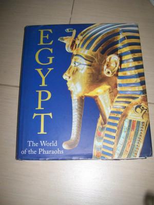 EGYPT  THE WORLD OF THE PHARAOHS foto