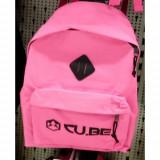 Ghiozdan rucsac CuBe roz, Fata