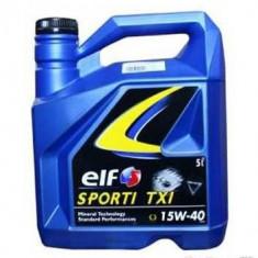 Ulei motor Total ELF SPORTI TXI 15W40 5L