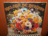 -Y- MELODII DE NEUITAT DIN TEZAURUL MUZICII USOARE ROMANESTI  - DUBLU ALBUM
