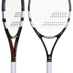 Evoke 102 2015 Racheta tenis de camp Babolat negru L3, SemiPro, Adulti, Aluminiu/Compozit