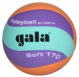 Soft 170 BV5681S Minge volei, 170g violet-portocaliu, Gala Sports