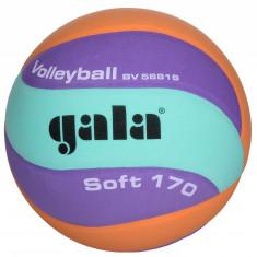 Soft 170 BV5681S Minge volei Gala Sports, 170g violet-portocaliu