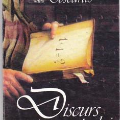 DESCARTES - DISCURS ASUPRA METODEI - Filosofie